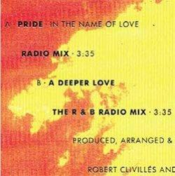 """画像3: CLIVILLES & COLE / A DEEPER LOVE (別MIX/7インチMIX) [◎中古レア盤◎お宝美品!和蘭版ジャケ7""""MIX!跳ねてる別MIX!]"""
