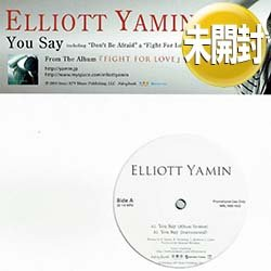 画像1: ELLIOTT YAMIN / 全3曲集 (原盤/全3曲) [◎中古レア盤◎お宝!奇跡の未開封新品!日本独占企画!隠れ名曲!]