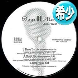 画像1: BOYZ II MEN / 裏ベスト集 (全5曲) [■廃盤■お宝!美A級品!少量生産!日本特別企画!音質抜群!]