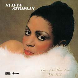 """画像2: SYLVIA STRIPLIN / GIVE ME YOUR LOVE (7インチ/新エディット) [■限定■日本独占!新EDIT!B面は世界初の7""""化!]"""