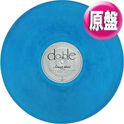 画像1: DOUBLE / SWEET TIME (原盤/REMIX) [◎中古レア盤◎お宝!青色レコード盤!極上メロウ!ジャパニーズR&B!]