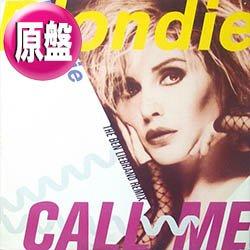 """画像1: BLONDIE / CALL ME & BACKFIRED (英原盤/89年MIX) [◎中古レア盤◎お宝!英国のみ!必殺""""89年MIX""""+オリジ!]"""