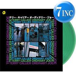 """画像1: TERRY CALLIER / ORDINARY JOE & LOOK AT ME NOW (7インチ) [■予約■お宝直行!緑色7""""復刻!NUJABES!]"""