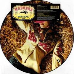 画像1: MADONNA / MUSIC (ドイツ限定盤/4VER) [◎中古レア盤◎マドンナマニア歓喜!本物ピクチャー盤!]
